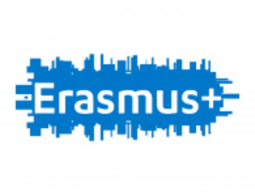 Συμμετοχές Erasmus+ Logo